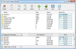 Enlarge DiskBoss Screenshot