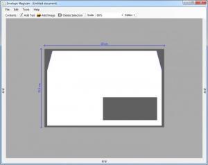 Enlarge Envelope Magician Screenshot