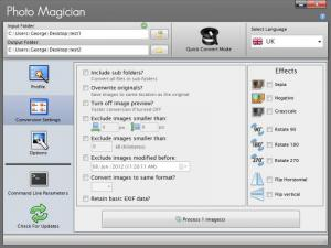 Enlarge Photo Magician Screenshot