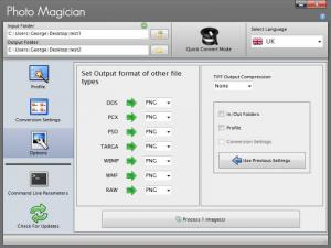 Enlarge Photo Magician Screenshot