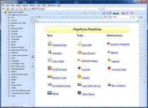 Enlarge PageFocus Reader Screenshot