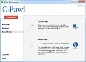 Enlarge GFuwi Pro Screenshot