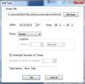 Enlarge Advanced Macro Recorder Screenshot