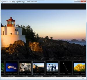 Enlarge MycView Screenshot