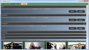 Enlarge YAWD - Yet Another Wallpaper Downloader Screenshot