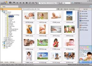 Enlarge Fly Free Photo Editing & Viewer Screenshot