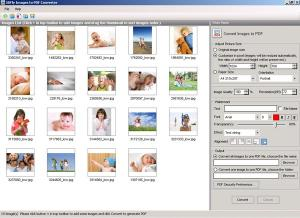Enlarge 5DFly Images to PDF Screenshot
