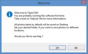 Enlarge TejashCAM Screenshot
