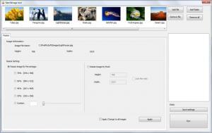 Enlarge Feelan BatchImage Tool Screenshot