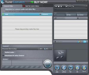 Enlarge TuneConvert Screenshot