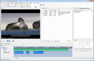 Enlarge AHD Subtitles Maker Pro Screenshot