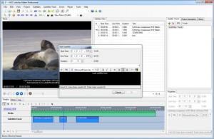 Enlarge AHD Subtitles Maker Pro Screenshot