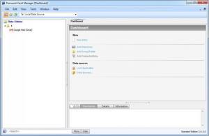 Enlarge Password Vault Manager Screenshot