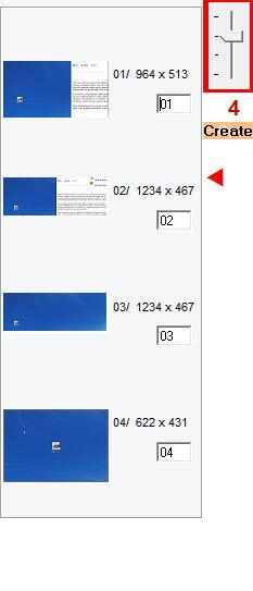 Enlarge Capturino Screenshot
