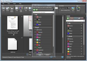 Enlarge eDoc Organizer Screenshot