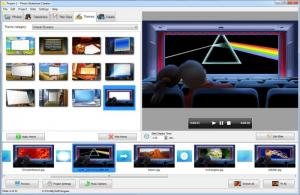 Enlarge Photo Slideshow Creator Screenshot