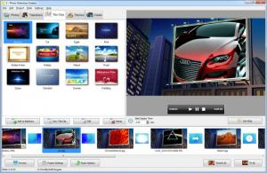 Enlarge Photo Slideshow Creator Screenshot