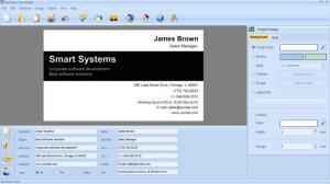 Enlarge Business Card Maker Screenshot