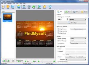 download photo calendar creator free
