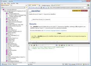 Enlarge HelpMesh Screenshot