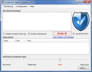 Enlarge CrystalAEP Screenshot
