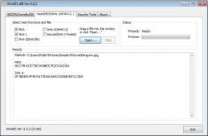Enlarge WinAES Screenshot