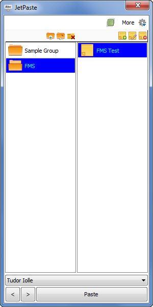 Enlarge JetPaste Screenshot