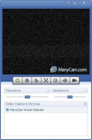 Enlarge Wolfcoders SecurityCam Screenshot