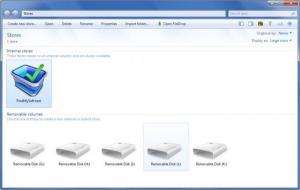 Enlarge liquidFOLDERS Screenshot
