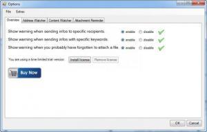 Enlarge CheckSend Screenshot