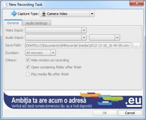 Enlarge SMRecorder Screenshot
