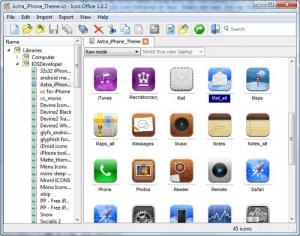 Enlarge Icon Office Screenshot