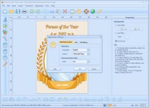Enlarge Poster Designer Screenshot