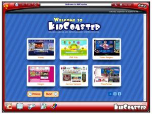 Enlarge KidCoaster Screenshot