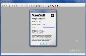 Enlarge Image Analyzer Screenshot