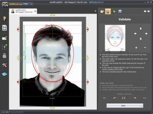 Enlarge IdPhotos Pro Screenshot