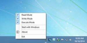 Enlarge USB Flash Drives Control Screenshot