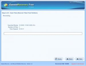 Enlarge Eassos Recovery Free Screenshot