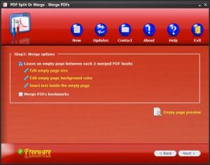 Enlarge PDF Split Or Merge Screenshot