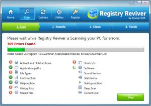Enlarge Registry Reviver Screenshot