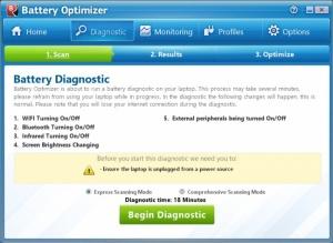 Enlarge Battery Optimizer Screenshot