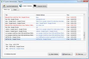 Enlarge HT System Administrator Screenshot