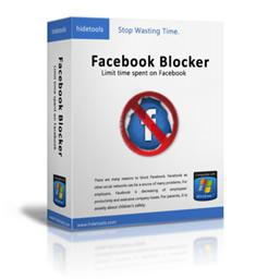 Enlarge HT Facebook Blocker Screenshot