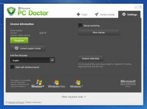 Enlarge Hauberk PC Doctor Screenshot