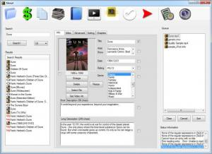 Enlarge MetaX Screenshot