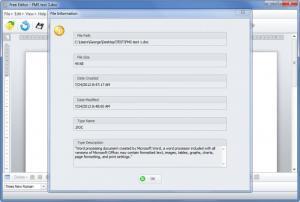 Enlarge Free Editor Screenshot