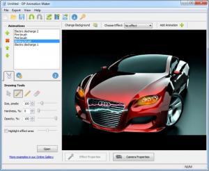 Enlarge DP Animation Maker Screenshot