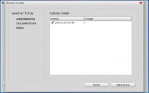 Enlarge Registry Optimizer Free Screenshot