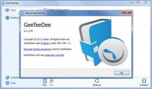 Enlarge GeeTeeDee Screenshot