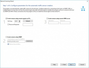 Enlarge DEKSI Bandwidth Monitor Screenshot